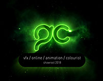 Directors Showreel 2018