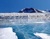 Scott Collinson Canada Glacier Antarctica