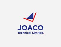 Joaco Technical Brand Identity
