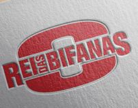 Logo O Rei das Bifanas