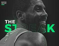 The Streak - Boston Celtics - NBA