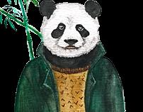 Zoo Portrait