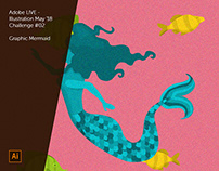 Adobe Live - Illustration - May 18 - Daily Challenge 2