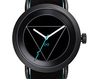Product photo and retouch for Divided by Zero Watch