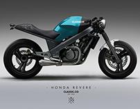 Honda Revere design.