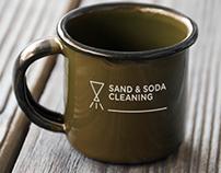 Sand & Soda Branding