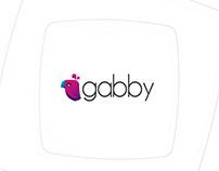 Gabby, Brand Identity Design