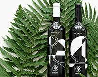 Buketo - American Wine Label