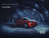 KIA \ There's nothing like a kia niro.