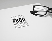 Clever prod Paris - Logo & Business cards