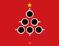 Merry Coffee Christmas