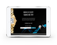Bright Society E-Commerce Website