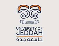 University of Jeddah Logo