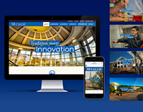 Homepage Redesign (mccallie.org)