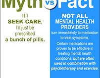 PTSD Myth vs Fact Campaign
