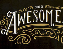 Code of Awesomeness