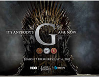 Game of Thrones - Direct Mail