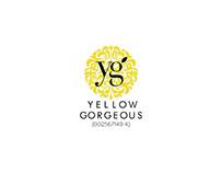Yellow Gorgeous Rebranding