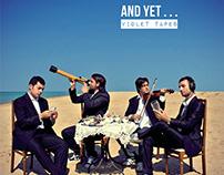 Cover Design. Violet Tapes, 2010.