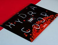 Hydra Coop - 30thAnniversary Wall Calendar 2016