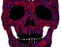 Skull No.12 Vimto Dreams