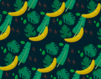 Bananas | Surface Design