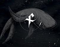 Forneus // sound company branding