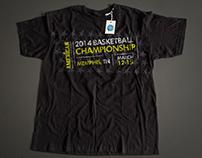 AAC Basketball Championship Tee