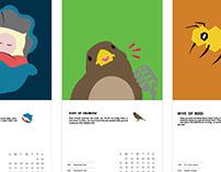 Collective Nouns Calendar
