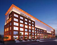 Adelphi Mall (Architecture & Landscape Design)
