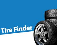 walmart labs: tire finder app