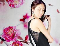 Summer Flower - Fashion Photoshoot for Ellora 2013