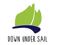 Down Under Sail Branding