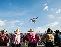 Jim Krantz // Rodeo in Clovis CA