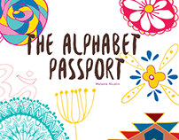 The Alphabet Passport - Coffee Table Book