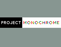 PROJECT MONOCHROME motion graphics for WISE ADVERTISING