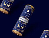 Tea-odora . How i combined art deco, medieval & tea