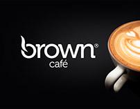 Brown Café Brand Identity