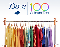 Dove 100 Colours Test