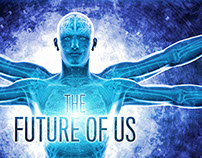 BBC Focus: Vetruvian Man & Hologram Universe