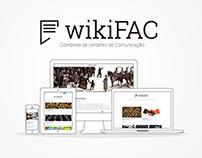Identidade Visual - WikiFAC