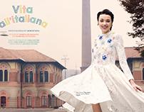 Vita all'italiana, editorial, Fashion&Beauty Italy mag