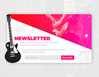 Music Newsletter 🎵