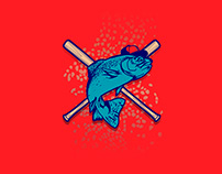 Mike Trout - Illustration