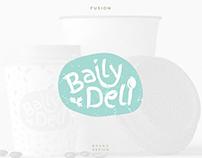 Baily Deli // Contest Brand Design