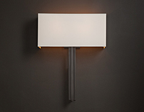 Blade Sconce (HOLLY HUNT)
