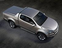 CMF | Color&Trim - Chevrolet Colorado Concept