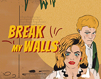 SVMMERDOSE - Break My Walls (Official Lyric Video)