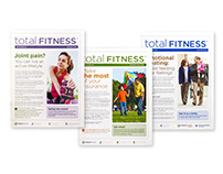 """SelectHealth - """"Total Fitness"""" Publication"""