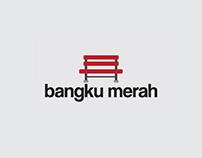 Bangku Merah Logo & Business Card Design